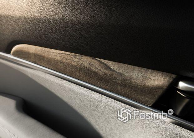 Вставки из дерева