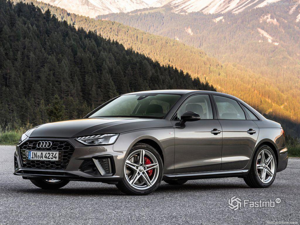 Обзор характеристик Audi A4 2020 и фото