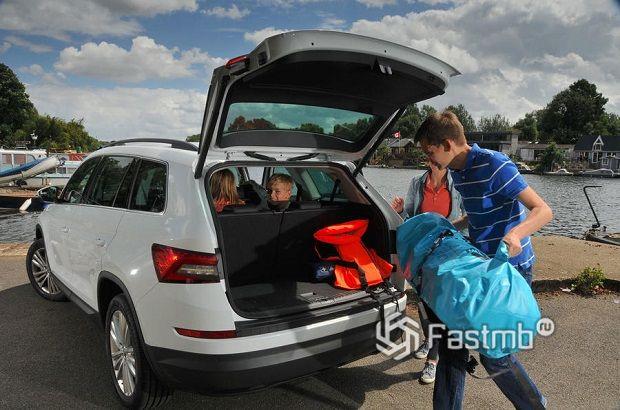 Skoda с большим багажником: ТОП-6
