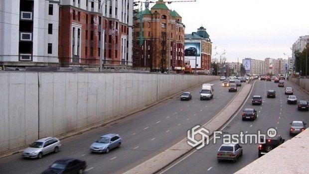 дороги Казани