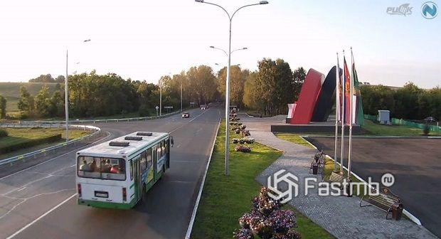 дороги в Новокузнецке