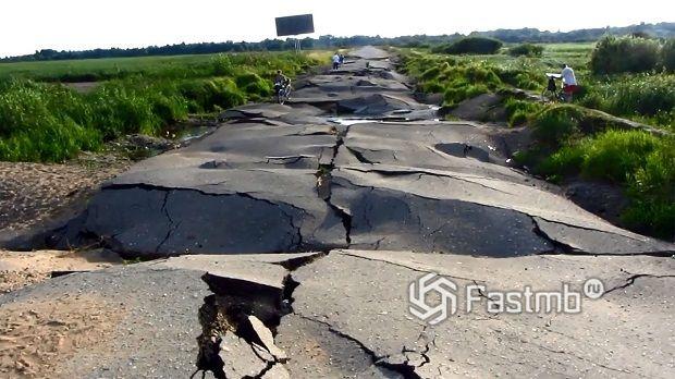 Где в России худшие дороги: ТОП-7 городов