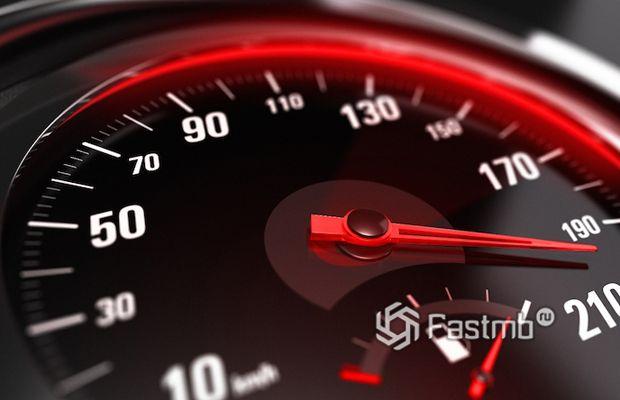 Нештрафуемый порог скорости автомобиля