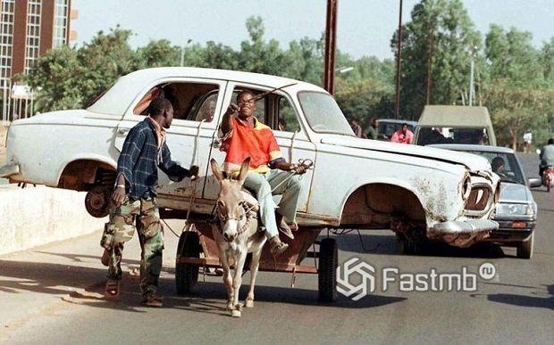 На автомобиле по Африке: что нужно знать?