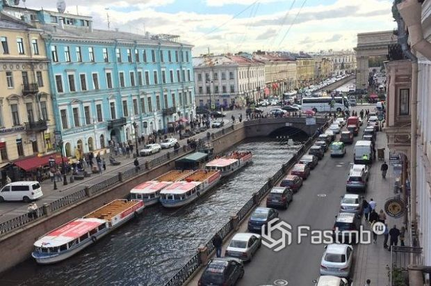 угоны автомобилей в России, Санкт-Петербург