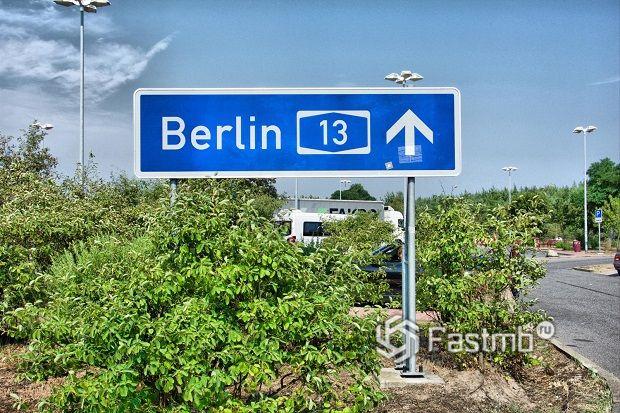 угоны автомобилей в Германии, Берлин
