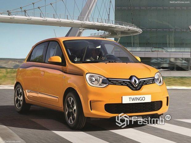 Обзор Renault Twingo 2019, характеристики женского автомобиля