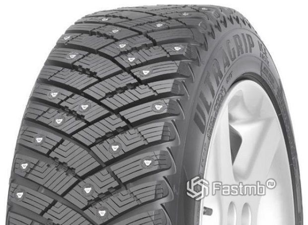 GoodYear – UltraGrip Ice Arctic Plus