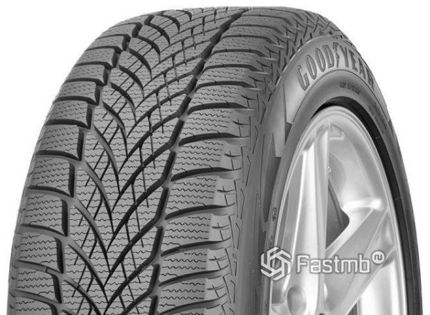 Goodyear – Ultra Grip Ice 2