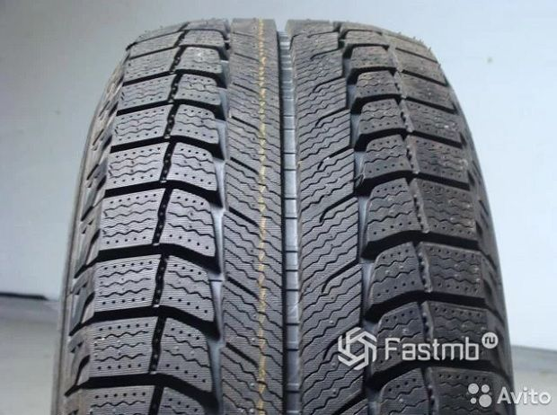 Michelin – latitude X-ice