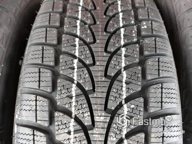Bridgestone – Blizzak LM 80