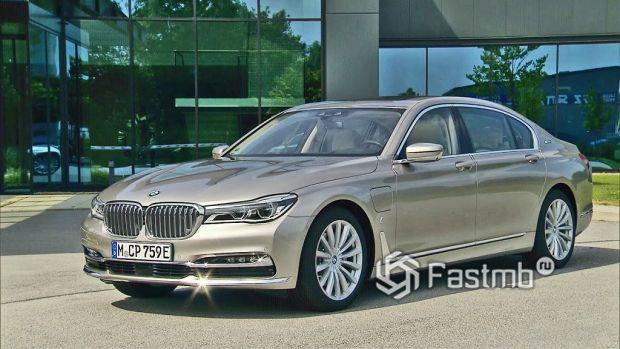 BMW 7 Series iPerformance