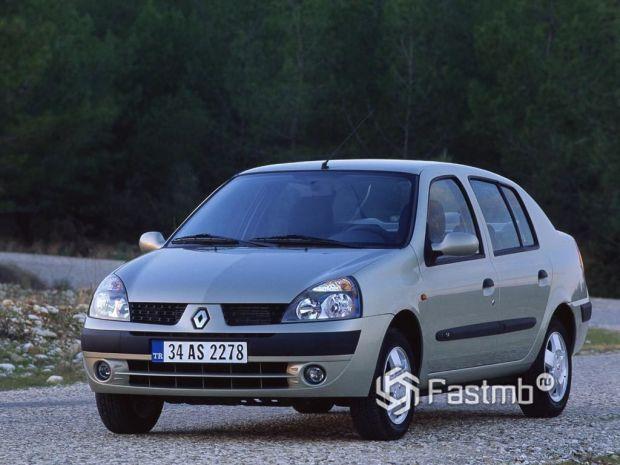 Renault Clio/Symbol
