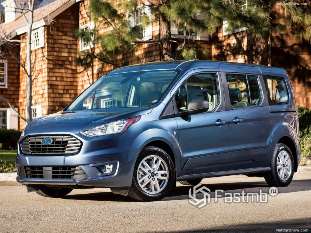 Обзор Ford Transit Connect Wagon 2019