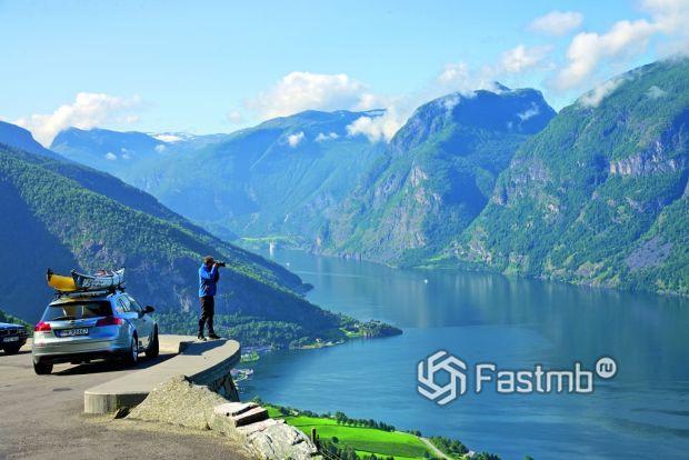 На автомобиле по Норвегии: что нужно знать?
