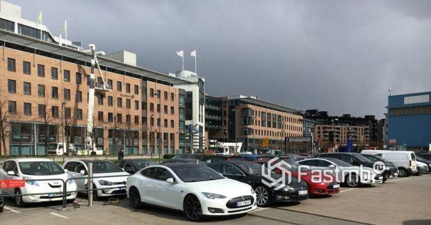 Парковки в Норвегии