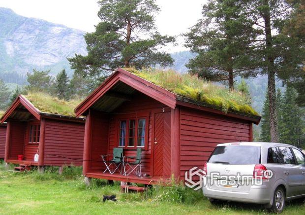 Придорожная инфраструктура в Норвегии
