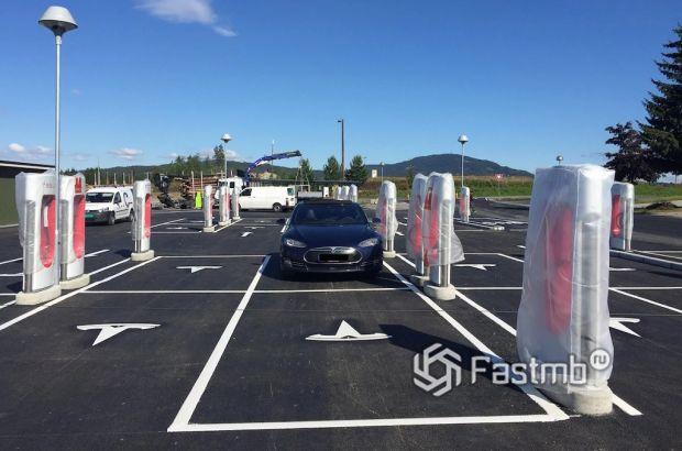 Топливо и автозаправки в Норвегии
