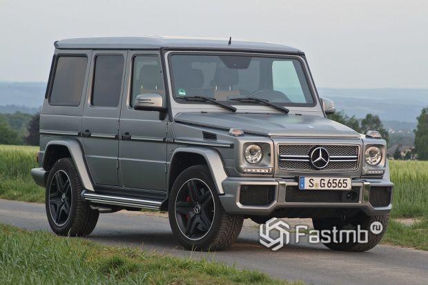 Mercedes-AMG G65