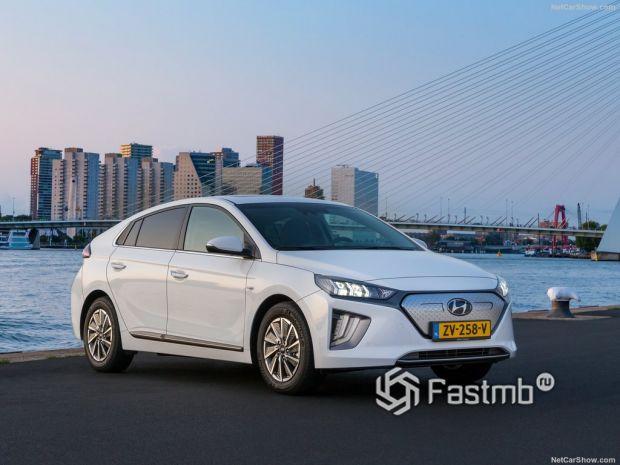 Обзор Hyundai Ioniq 2020