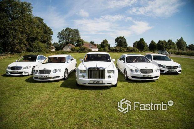 Самые быстрые машины премиум-класса: ТОП-5