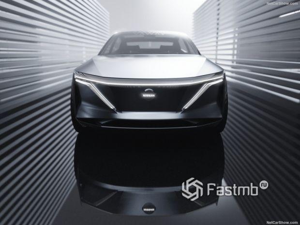 Nissan IMs Concept 2019, вид спереди