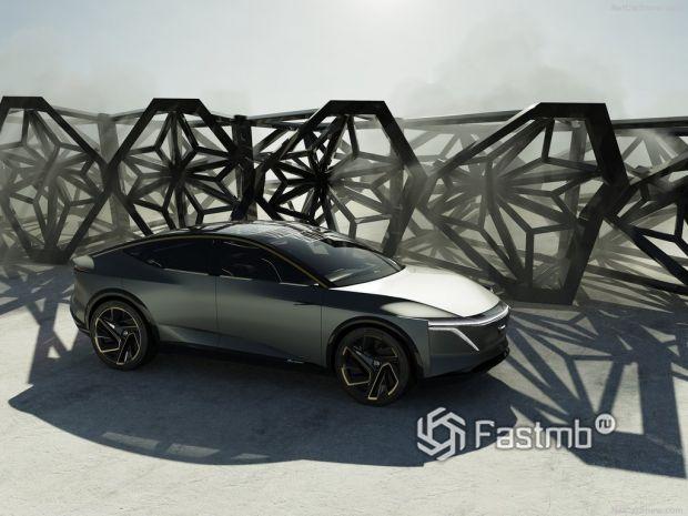 Обзор Nissan IMs Concept 2019