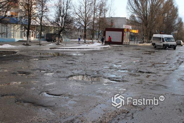 дороги в Брянске