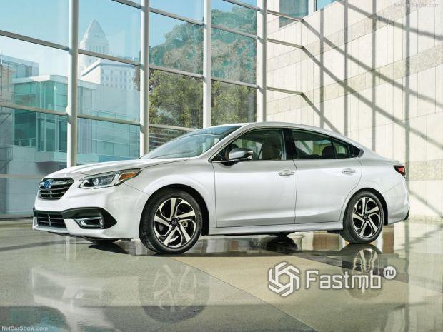 Обзор Subaru Legacy 2020