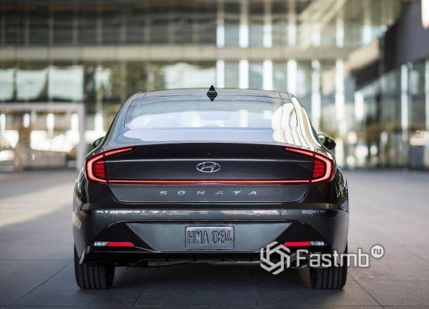 Светодиодные стопы Hyundai Sonata 2020