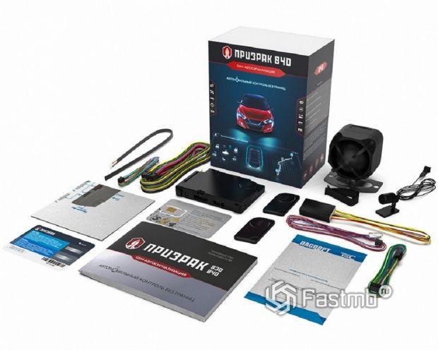 ТЭК электроникс Призрак-840