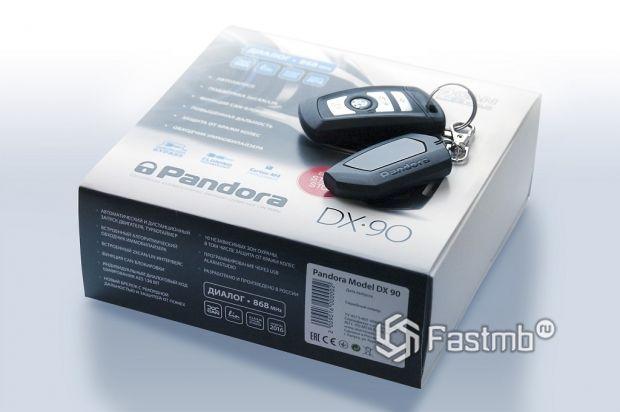 Pandora DX – 90 B