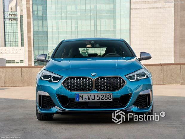 BMW M235i xDrive Gran Coupe 2020, вид спереди