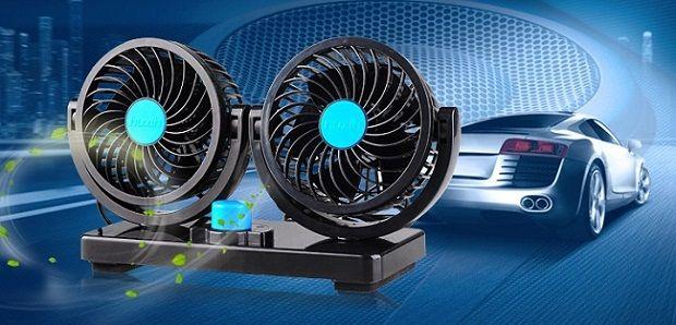 Автомобильные вентиляторы: ТОП-10 лучших моделей