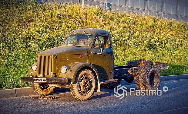 Легендарные советские грузовики: ТОП-10
