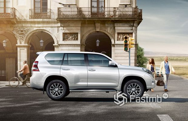 Toyota Land Cruiser Prado 2013, 2-ой рестайлинг
