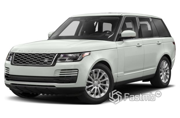 Range Rover V8 SVAutobiography