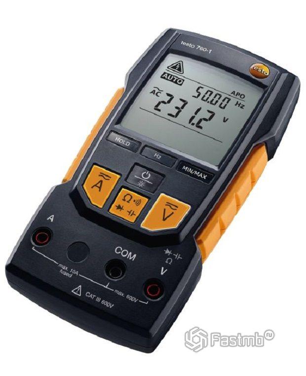 мультиметр Testo 7601