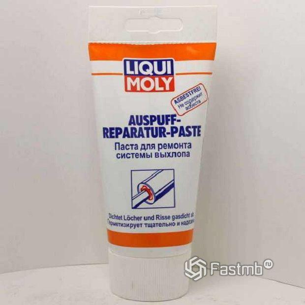 герметик Liqui Moly Auspuff-Reparatur-Paste