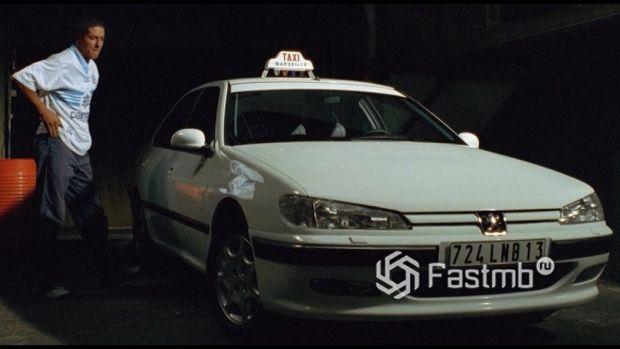 «Такси», 1998