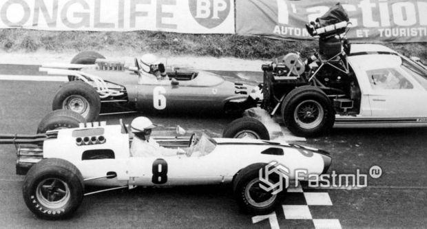 «Гран-При», 1966