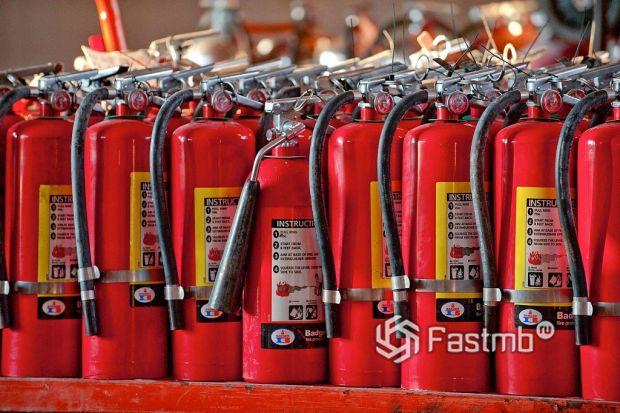 Требования, предъявляемые к огнетушителю в Госавтоинспекции