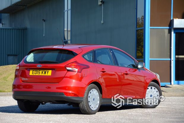 Ford Focus 1.5 TDCi ECOnetic
