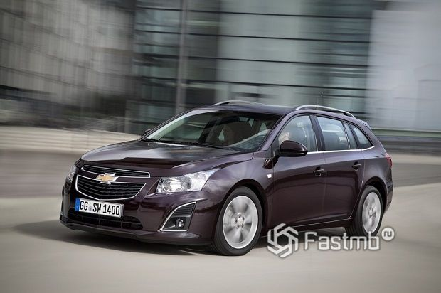 Универсалы Chevrolet: ТОП-4 экономичных модели на 2020 год
