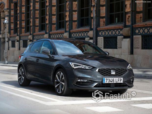 История поколений и версий Seat Leon Mk4 2020