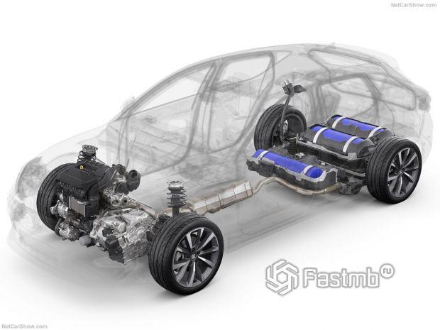 Seat Leon Mk4 2020, техническая начинка