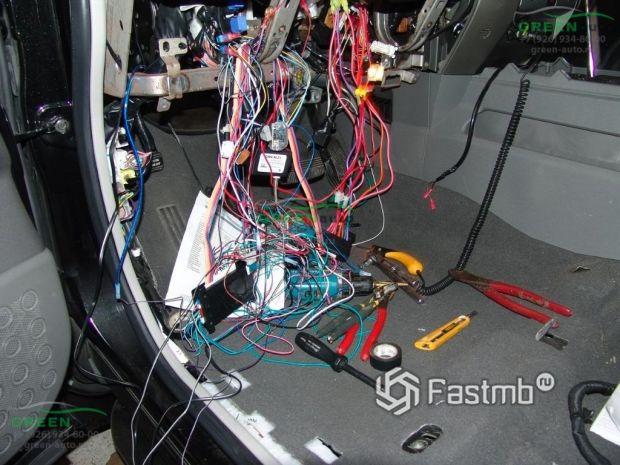 Как работает автомобильная электролиния