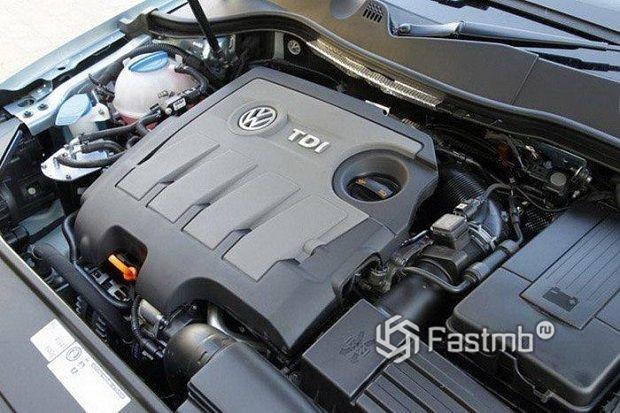 1.6 TDI Volkswagen
