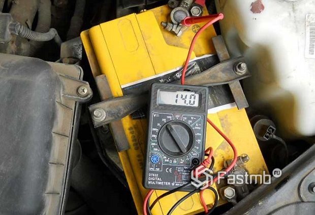 Диагностика генератора без демонтажа