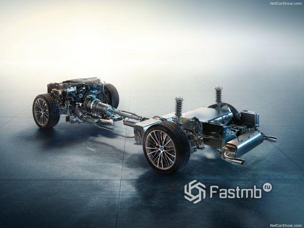 BMW 5-Series 2021, технические характеристики